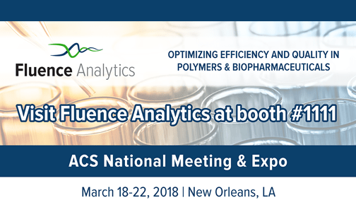 Fluence Analytics - ACS 2018